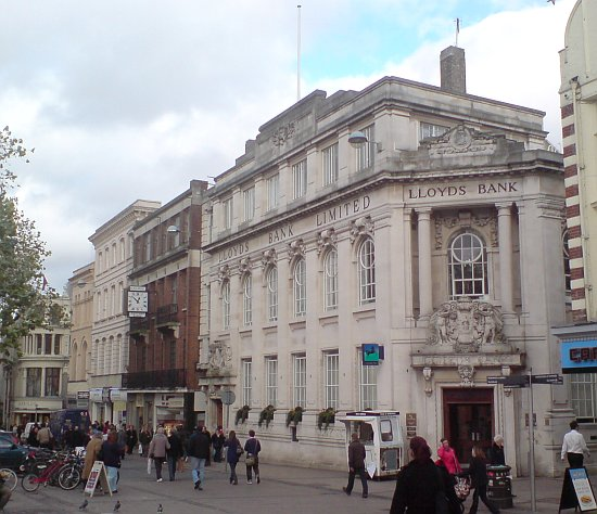 Lloyds Bank, Norwich