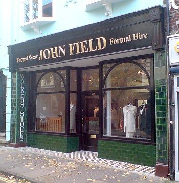 Tailors shop, Norwich