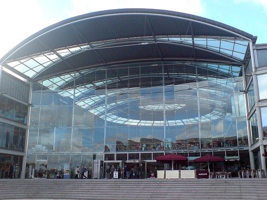 The Forum, Norwich