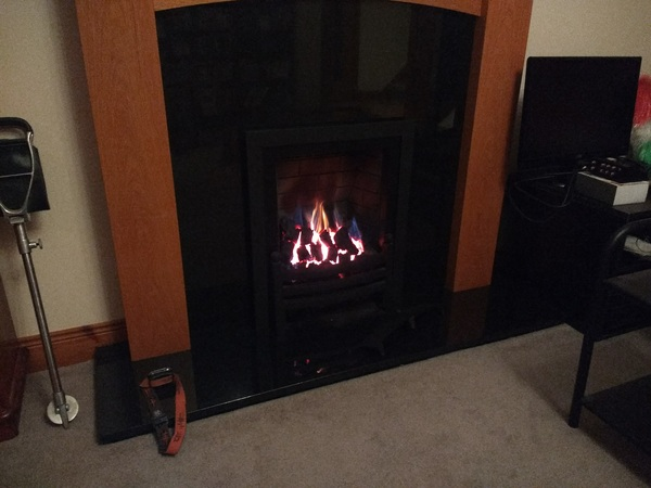 Sitting Room fire