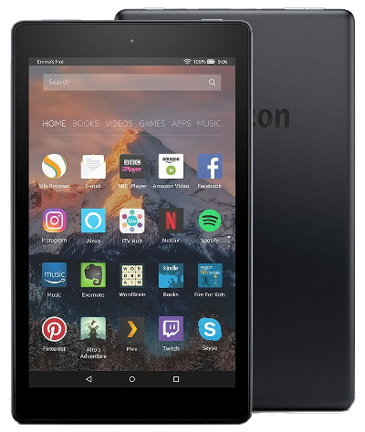 Amazon Fire HD 2017