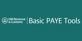 HMRC Basic Payment Tools