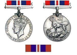 War Medal 1939–1945